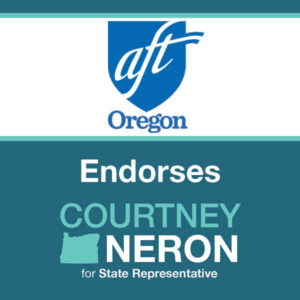AFT Oregon Endorsement